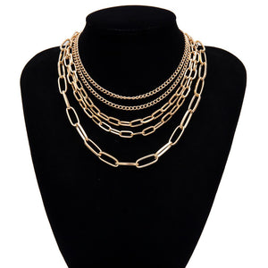 Clary Necklace Set