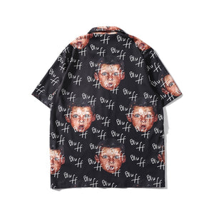 Bluff Boy Print Shirt