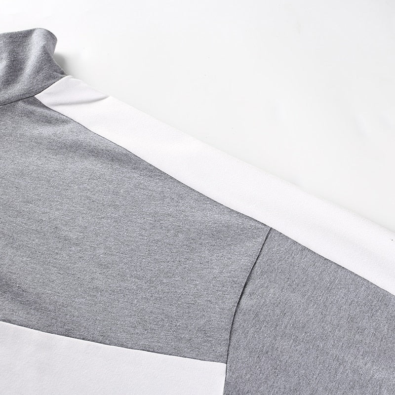 Sia Colorblock Half Zip Sweatshirt