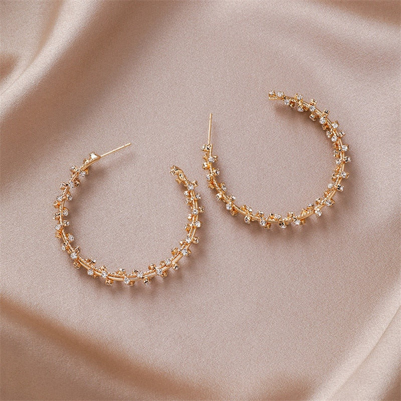 Aurora Hoop Earrings