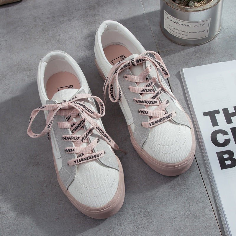 Chloe Canvas Sneakers