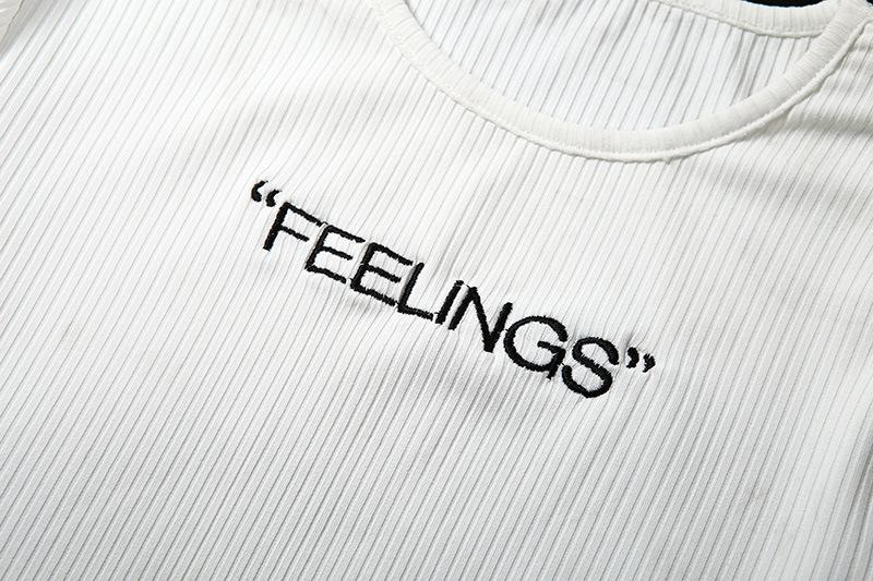 'FEELINGS' Bodysuit - Lethal Dreams