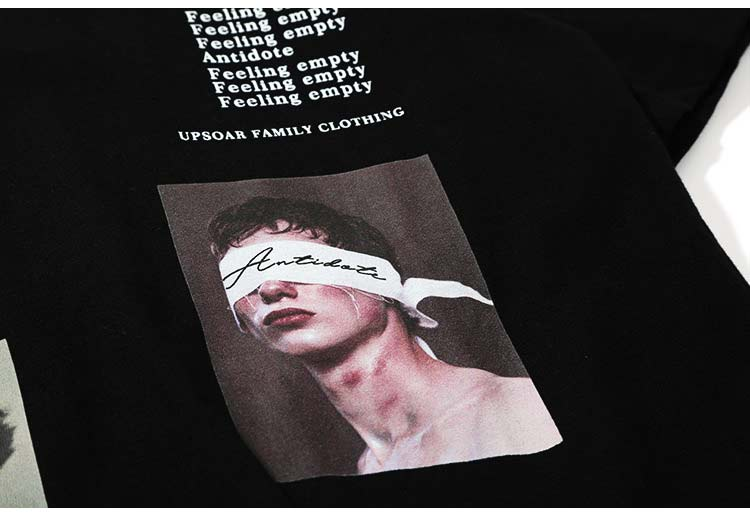 Lonely Antidote Graphic Tee - Lethal Dreams