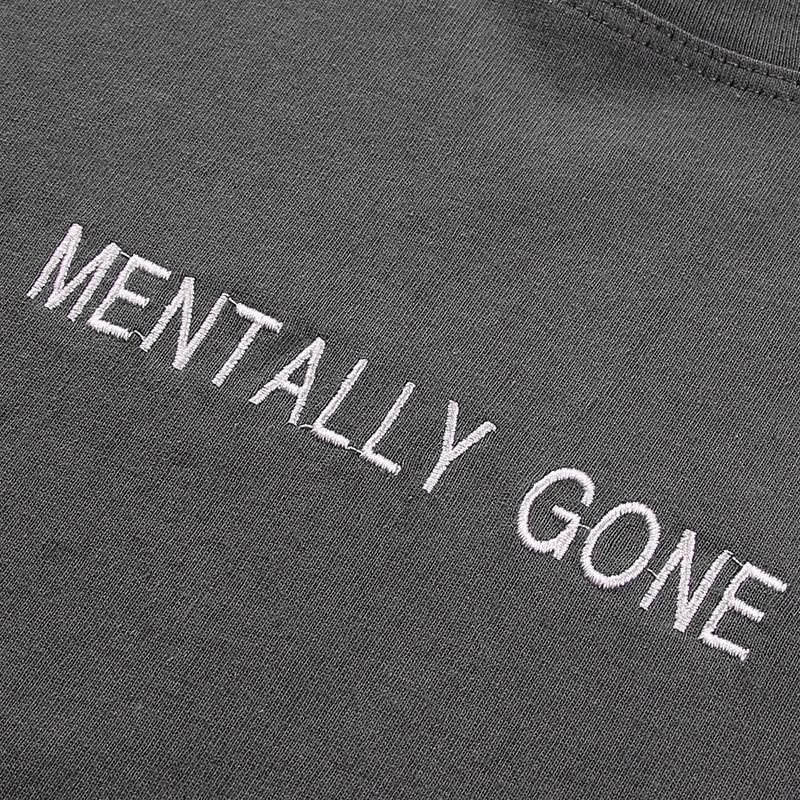MENTALLY GONE Tee - Lethal Dreams