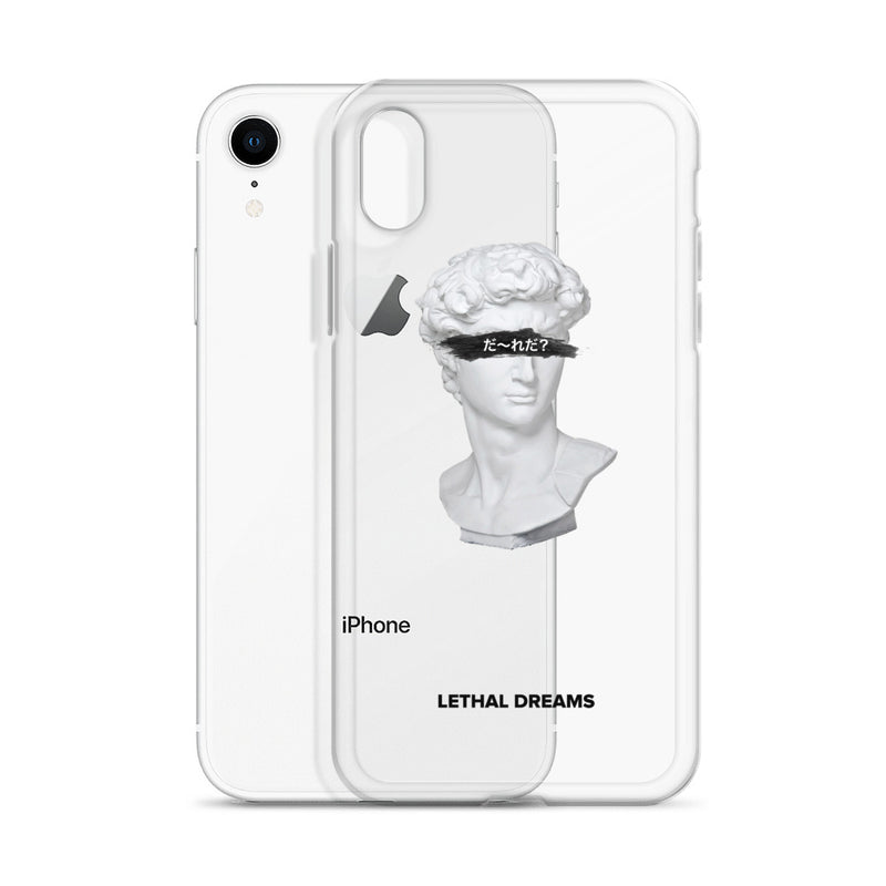 Guess Who I Am? iPhone Case