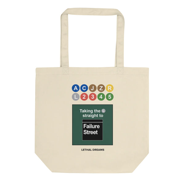 Failure Street Eco Tote Bag