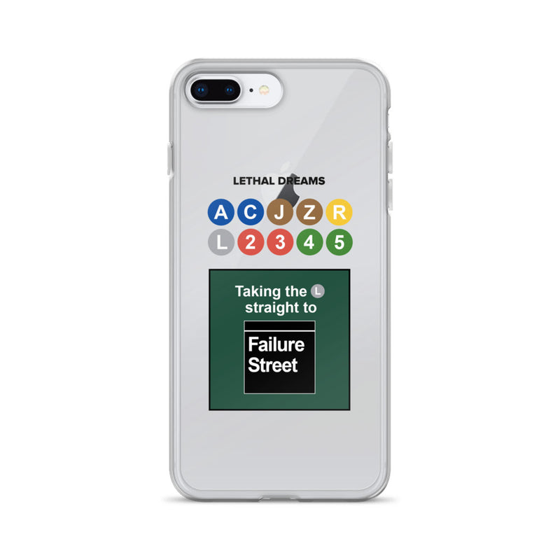 Failure Street iPhone Case