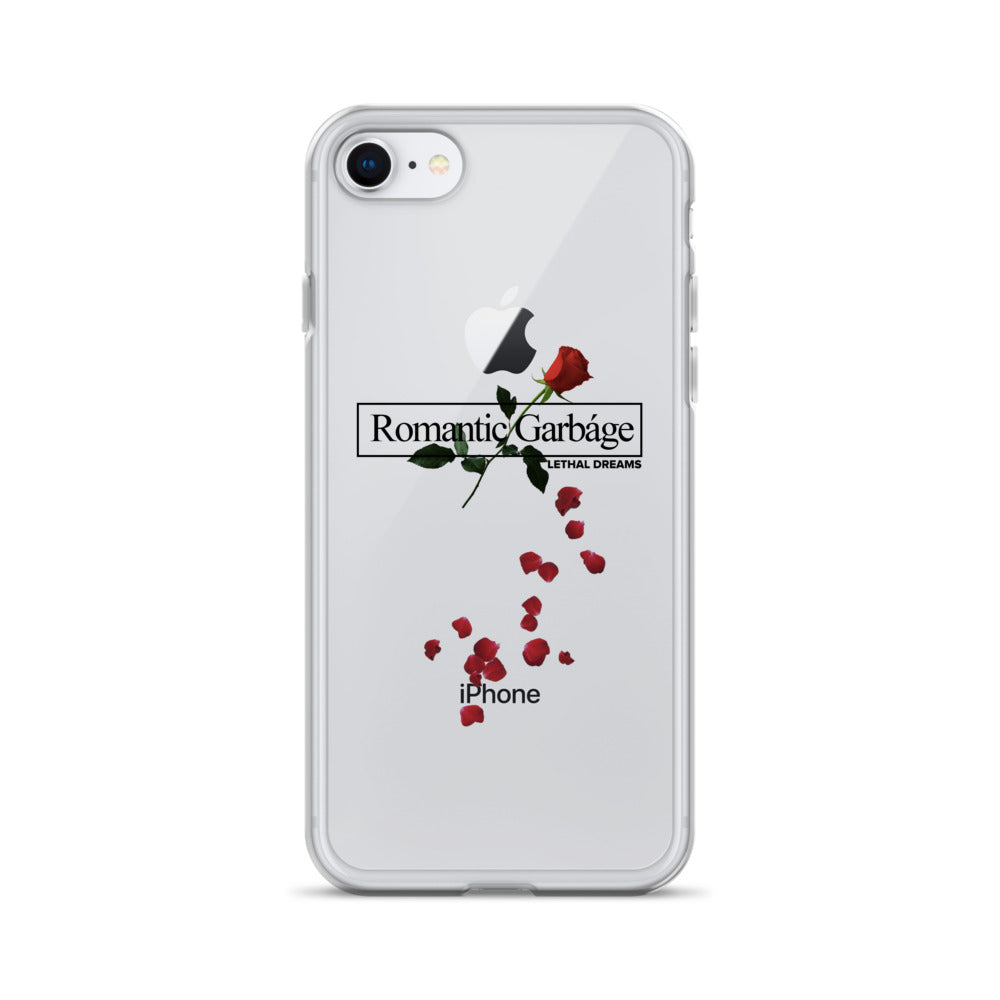 Romantic Garbáge iPhone Case