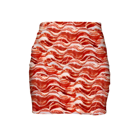 Bacon Miniskirt