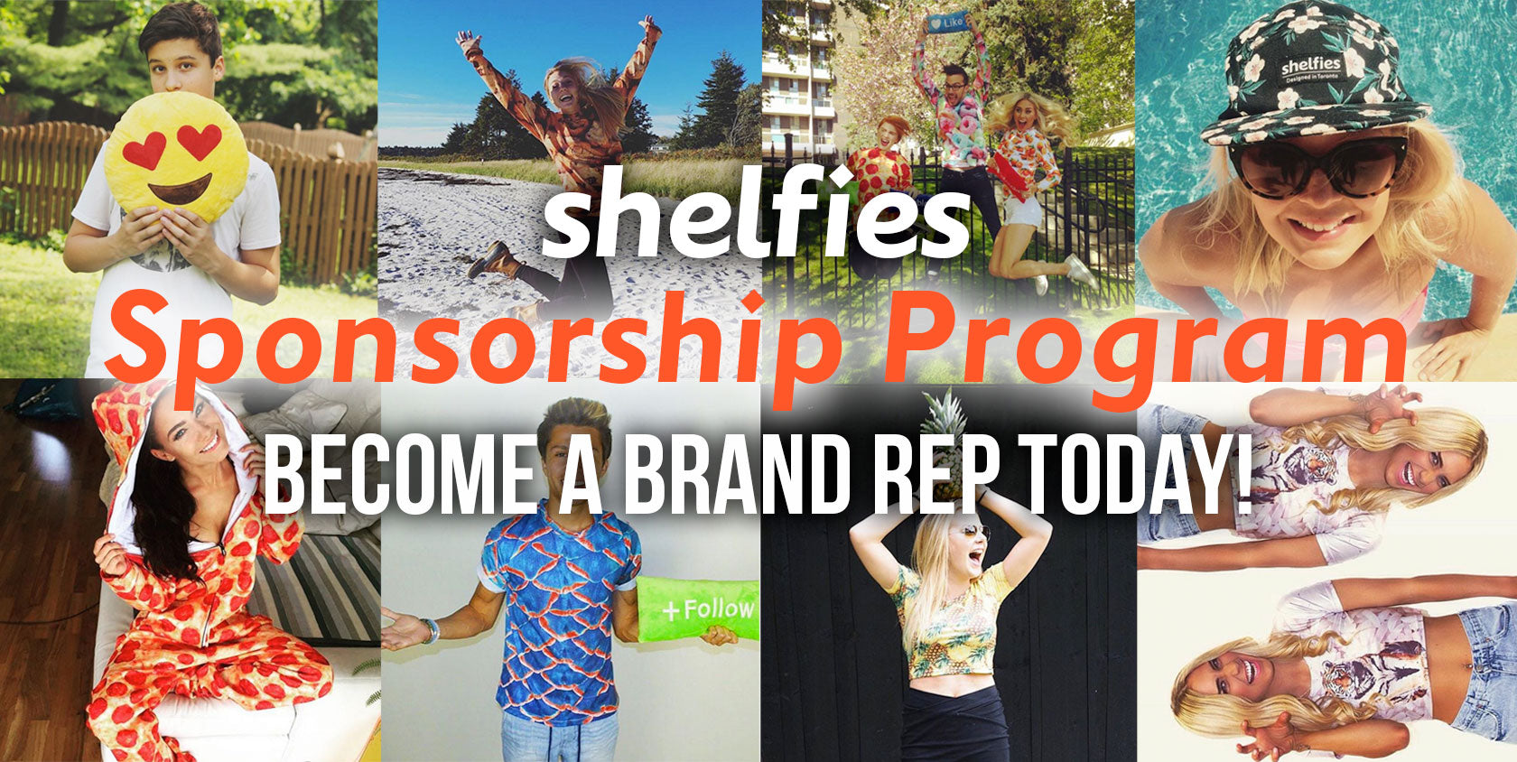 Shelfies Sponsorships