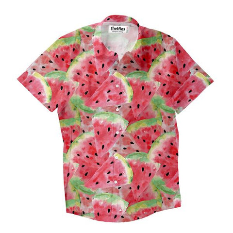 Watermelon Polo Shirt