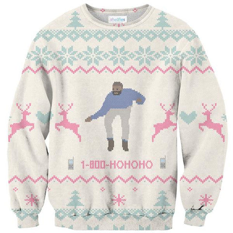 Drake Christmas Sweater