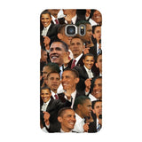 Barack Obama Face Smartphone Case-Gooten-Samsung S6 Edge Plus-| All-Over-Print Everywhere - Designed to Make You Smile