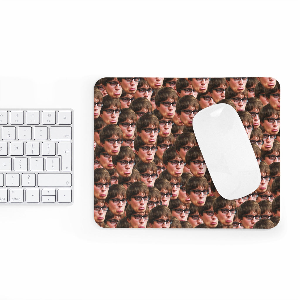 Your Face Custom Mousepad-Printify-Rectangle-| All-Over-Print Everywhere - Designed to Make You Smile