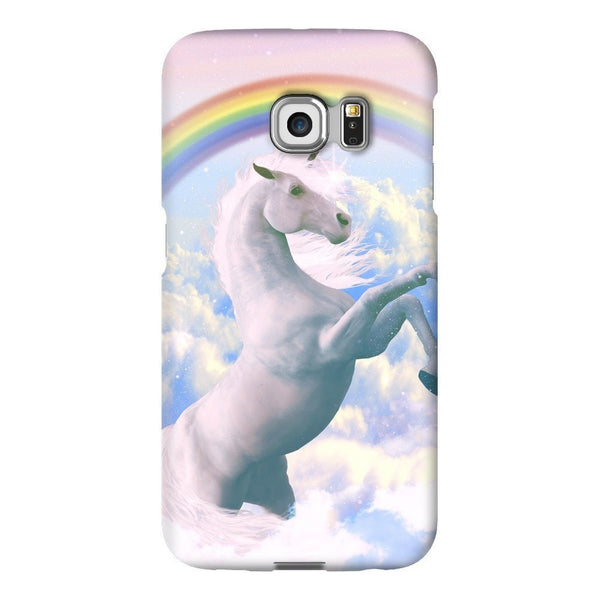 Magical Unicorn Smartphone Case-Gooten-Samsung S6 Edge-| All-Over-Print Everywhere - Designed to Make You Smile