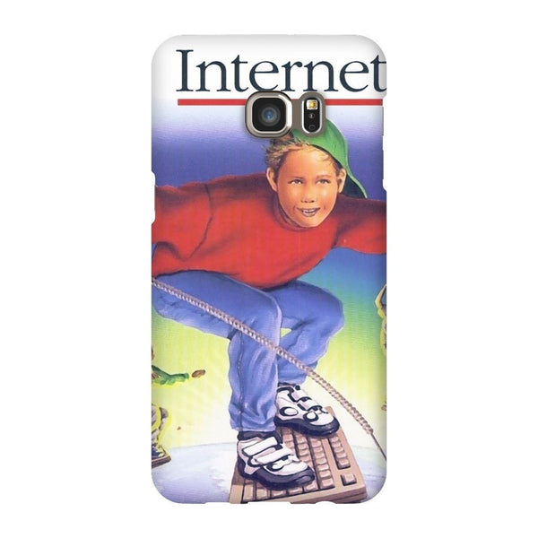 Internet Kids Smartphone Case-Gooten-Samsung Galaxy S6 Edge Plus-| All-Over-Print Everywhere - Designed to Make You Smile