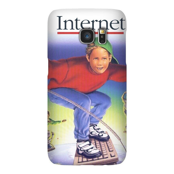 Internet Kids Smartphone Case-Gooten-Samsung Galaxy S7-| All-Over-Print Everywhere - Designed to Make You Smile