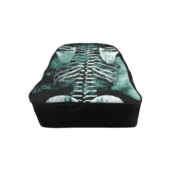 Spooky Skeleton Backpack-Printify-| All-Over-Print Everywhere - Designed to Make You Smile