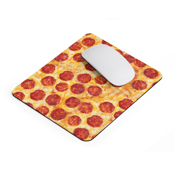 Pizza Invasion Mousepad-Printify-Rectangle-| All-Over-Print Everywhere - Designed to Make You Smile