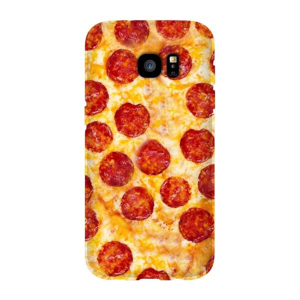 Pizza Invasion Smartphone Case-Gooten-Samsung Galaxy S7 Edge-| All-Over-Print Everywhere - Designed to Make You Smile