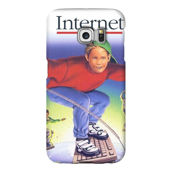 Internet Kids Smartphone Case-Gooten-Samsung Galaxy S6 Edge-| All-Over-Print Everywhere - Designed to Make You Smile