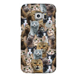 Scaredy Cat Invasion Smartphone Case-Gooten-Samsung Galaxy S6 Edge-| All-Over-Print Everywhere - Designed to Make You Smile