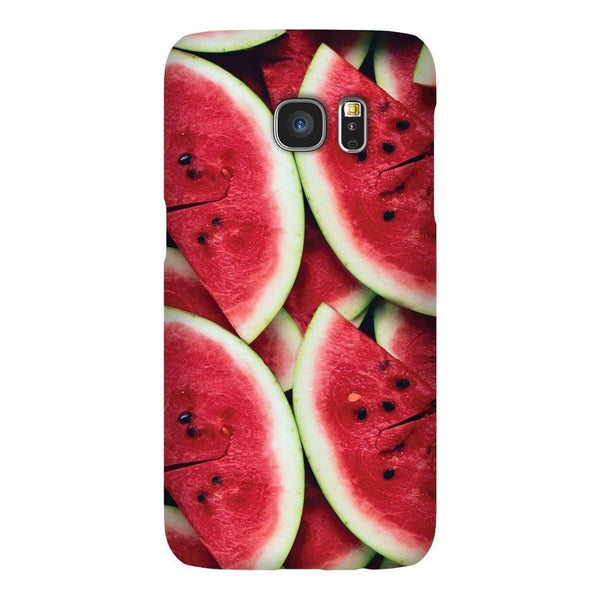 Watermelon Invasion Smartphone Case-Gooten-Samsung S7-| All-Over-Print Everywhere - Designed to Make You Smile