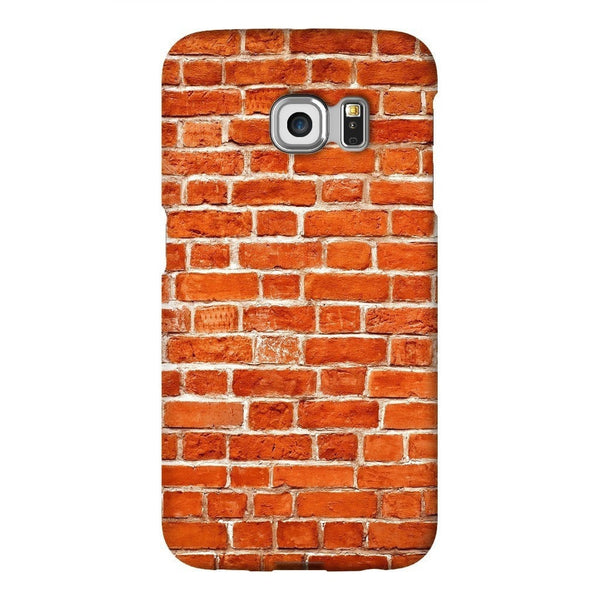 Brick Wall Smartphone Case-Gooten-Samsung Galaxy S6 Edge-| All-Over-Print Everywhere - Designed to Make You Smile