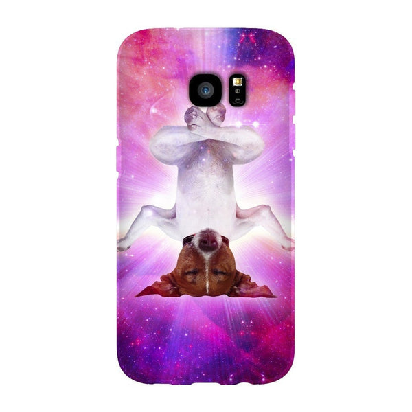Yogi Dog Smartphone Case-Gooten-Samsung Galaxy S7 Edge-| All-Over-Print Everywhere - Designed to Make You Smile