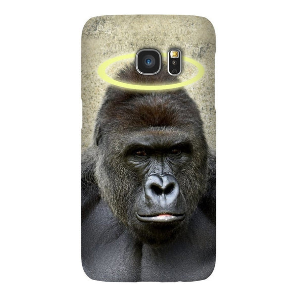 RIP Harambe Smartphone Case-Gooten-Samsung Galaxy S7-| All-Over-Print Everywhere - Designed to Make You Smile