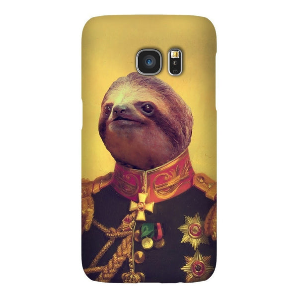 Lil' General Sloth Smartphone Case-Gooten-Samsung S7-| All-Over-Print Everywhere - Designed to Make You Smile