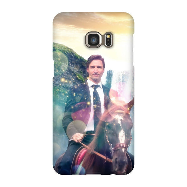 Dreamy Trudeau Smartphone Case-Gooten-Samsung Galaxy S6 Edge Plus-| All-Over-Print Everywhere - Designed to Make You Smile