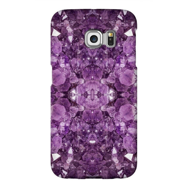 Amethyst Smartphone Case-Gooten-Samsung Galaxy S6 Edge-| All-Over-Print Everywhere - Designed to Make You Smile