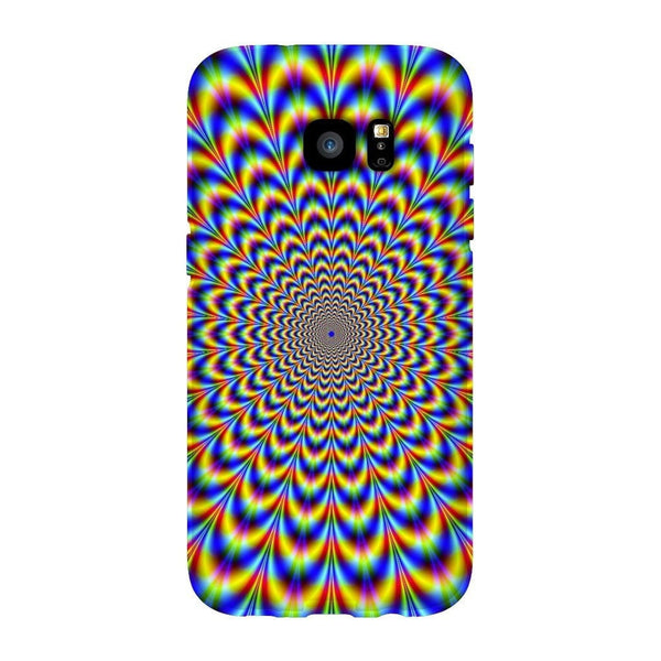 Fractal Pulse Smartphone Case-Gooten-Samsung Galaxy S7 Edge-| All-Over-Print Everywhere - Designed to Make You Smile