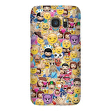 Emoji Invasion Smartphone Case-Gooten-Samsung Galaxy S7-| All-Over-Print Everywhere - Designed to Make You Smile