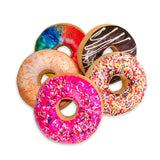 3D Donut Pillows-Shelfies-| All-Over-Print Everywhere - Designed to Make You Smile