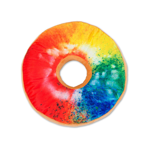 3D Donut Pillows-Shelfies-Rainbow-| All-Over-Print Everywhere - Designed to Make You Smile