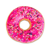 3D Donut Pillows-Shelfies-Strawberry-| All-Over-Print Everywhere - Designed to Make You Smile