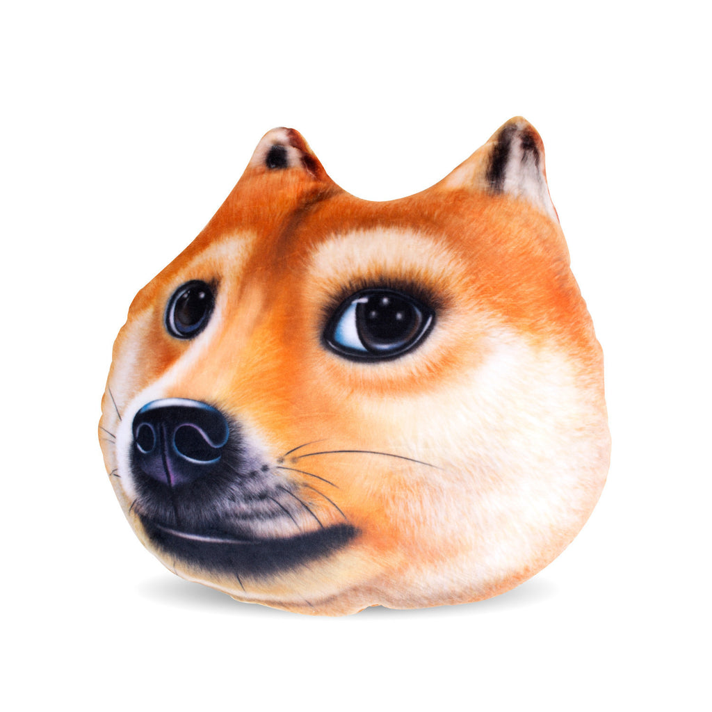 Doge 3D Pillow-Shelfies-| All-Over-Print Everywhere - Designed to Make You Smile