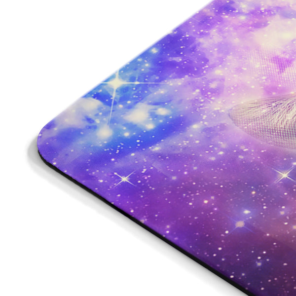 Trippin Kitty Mousepad-Printify-Rectangle-| All-Over-Print Everywhere - Designed to Make You Smile