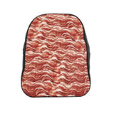 Bacon Invasion Backpack-Printify-| All-Over-Print Everywhere - Designed to Make You Smile