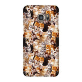 Kitty Invasion Smartphone Case-Gooten-Samsung S6 Edge Plus-| All-Over-Print Everywhere - Designed to Make You Smile