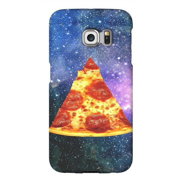 Pizza Galaxy Smartphone Case-Gooten-Samsung Galaxy S6 Edge-| All-Over-Print Everywhere - Designed to Make You Smile