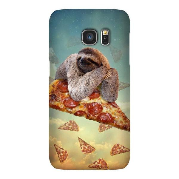 Sloth Pizza Smartphone Case-Gooten-Samsung Galaxy S7-| All-Over-Print Everywhere - Designed to Make You Smile