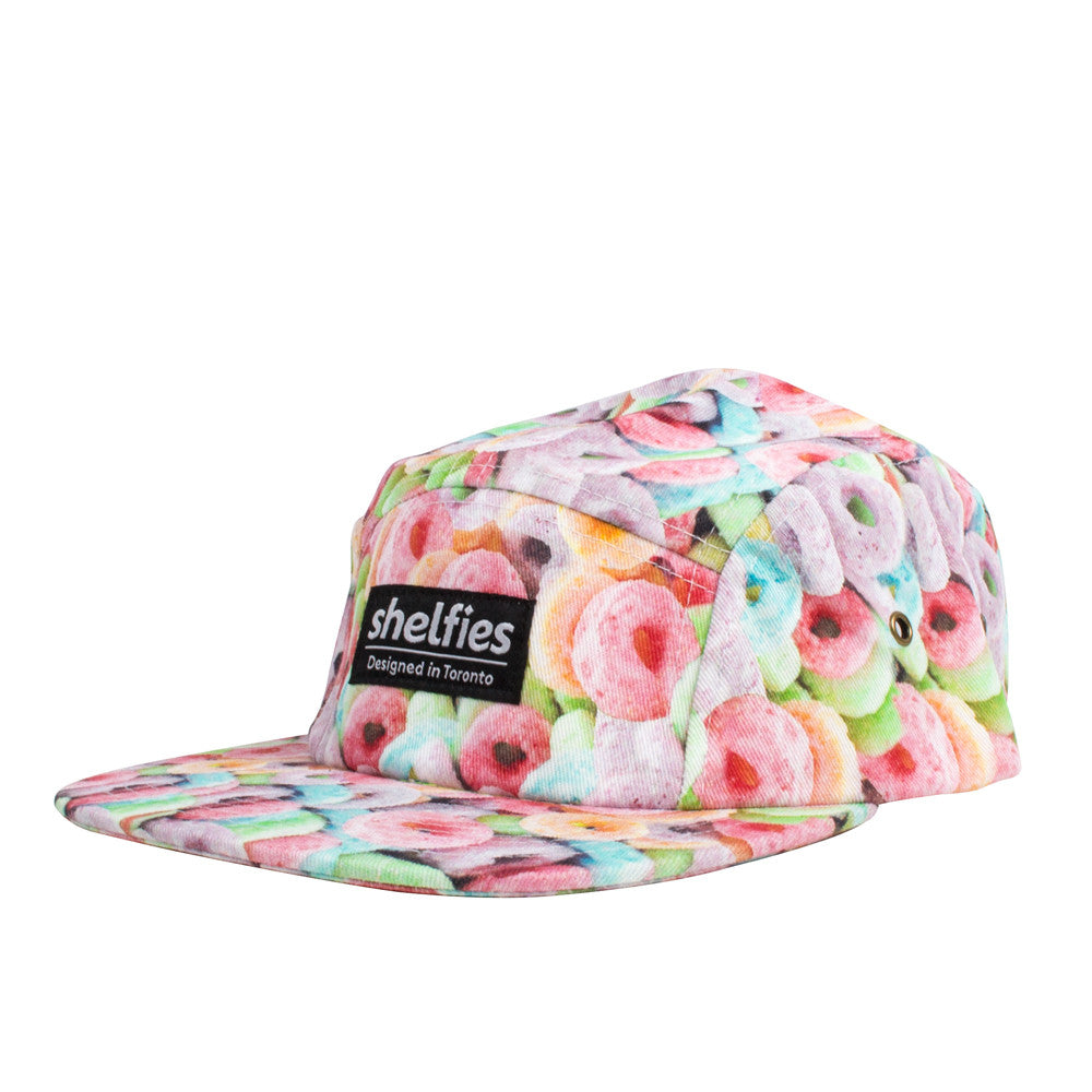 Cereal Hat - Shelfies | All-Over-Print Everywhere - Designed to Make You Smile