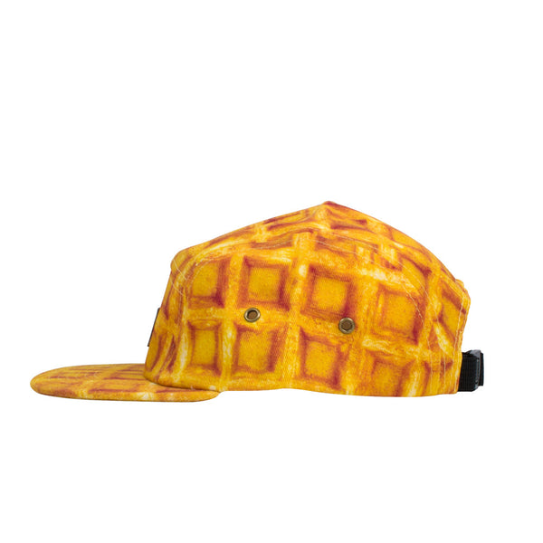 Waffle Hat-Shelfies-One Size Fits All-| All-Over-Print Everywhere - Designed to Make You Smile
