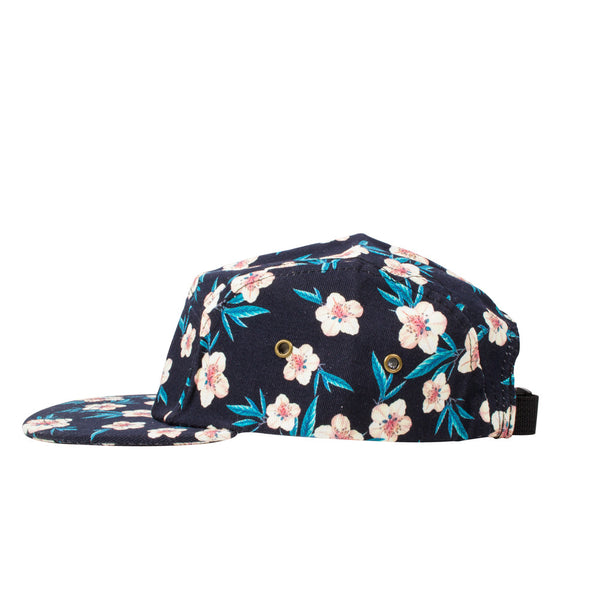 White Flower Hat - Shelfies | All-Over-Print Everywhere - Designed to Make You Smile