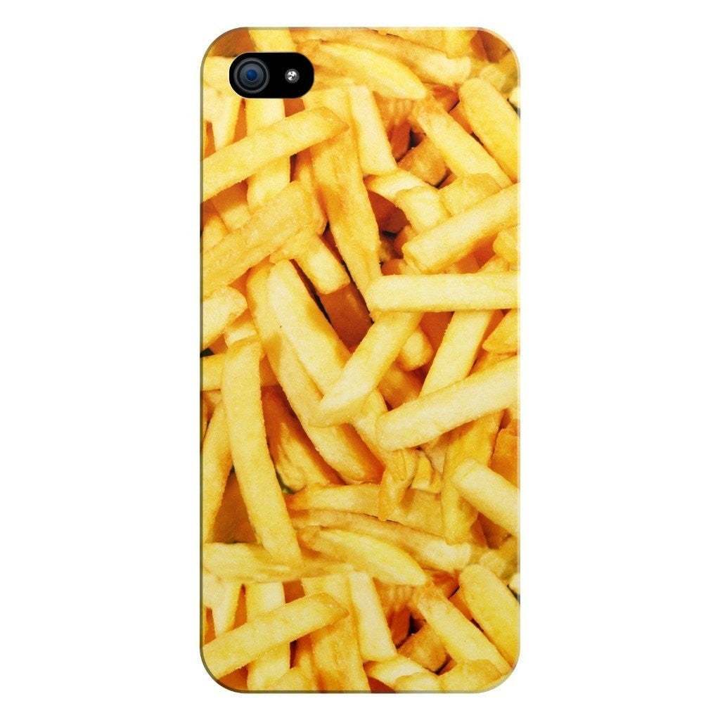 French Fries Invasion Smartphone Case-Gooten-iPhone 5/5s/SE-| All-Over-Print Everywhere - Designed to Make You Smile