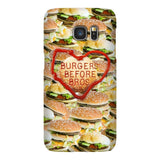 Burgers Before Bros Smartphone Case-Gooten-Samsung S7-| All-Over-Print Everywhere - Designed to Make You Smile
