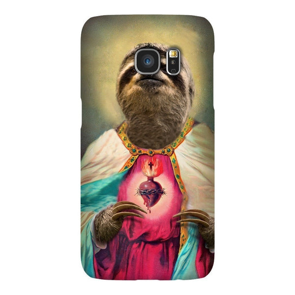 Sloth Jesus Smartphone Case-Gooten-Samsung S7-| All-Over-Print Everywhere - Designed to Make You Smile